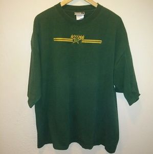 Vintage Dallas Stars Puma Embroidered Tee Shirt